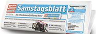 Samstagsblatt Wochenend-Zeitung M�nchen
