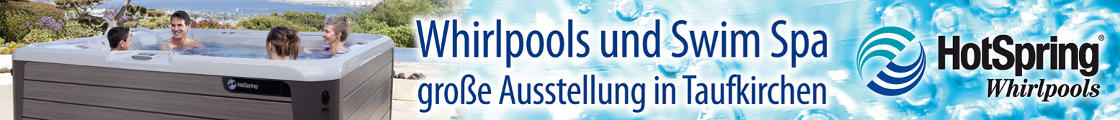 Hotspring - Whirlpool SwimSpa