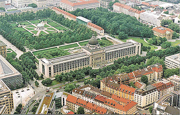 1990er Jahre in München