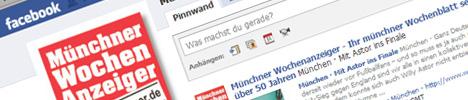 Facebook Wochenanzeiger München