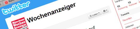 Twitter Wochenanzeiger München