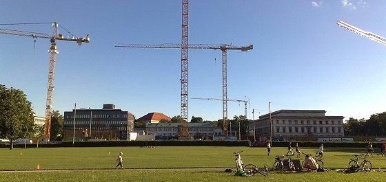 Immobilien, Wohnungen, Häuser, München