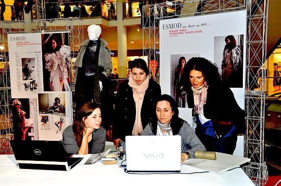 Ausbildung bei der modeschule esmod um modedesigner zu for Mobeldesigner ausbildung