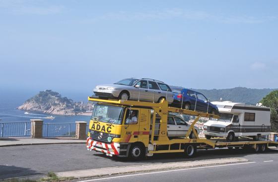 adac mietwagen italien