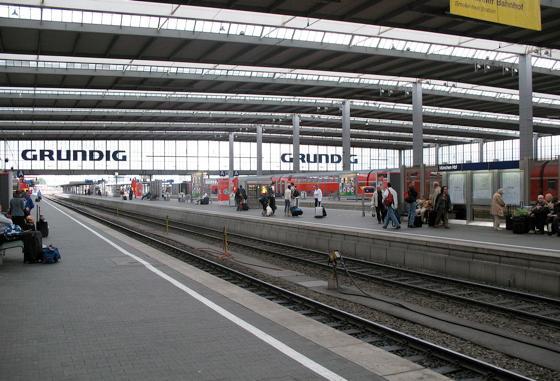Bahn Streik Notfallfahrplan