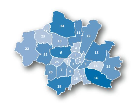 Munchen 154 Grundschulen Die Meisten In Ramersdorf Perlach