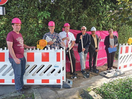 Ebersberg Bauarbeiten Bis Frühjahr 2017 Breitbandausbau