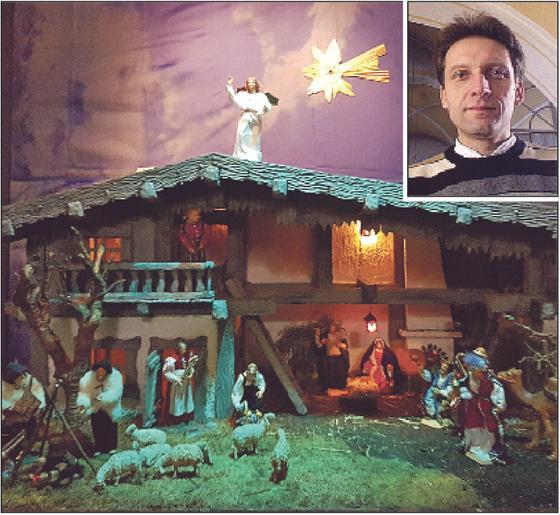 Das Kind in der Krippe - Die Weihnachtsbotschaft von Pfarrer Holger ...