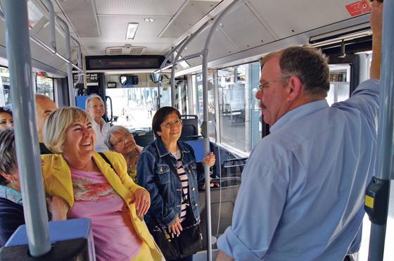 MVG bietet Mobilitätstrainings für Seniorinnen und Senioren