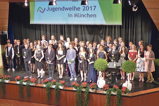 Jugendweihe Bayern