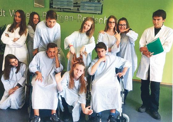 wilhelm röntgen realschule münchen