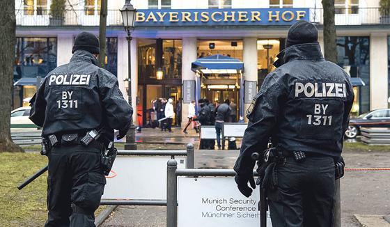 Live: Die 54. Münchner Sicherheitskonferenz, Freitag, 16. Februar 2018 bis Sonntag, 18. …