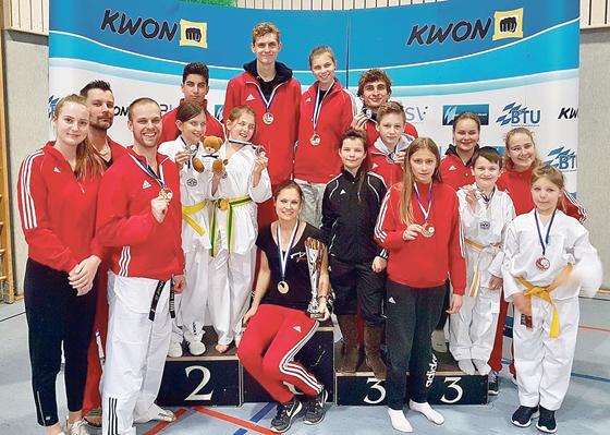 f5e3454344622 Beim Internationalen Challenge Cup in Altmannstein holte sich das Team aus  Neubiberg den hervorragenden dritten Platz