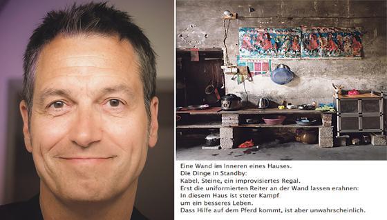 Kabarettist Dieter Nuhr Zeigt Fotografien In Der Isarvorstadt Weder Satirisch Noch Mit Hintersinn