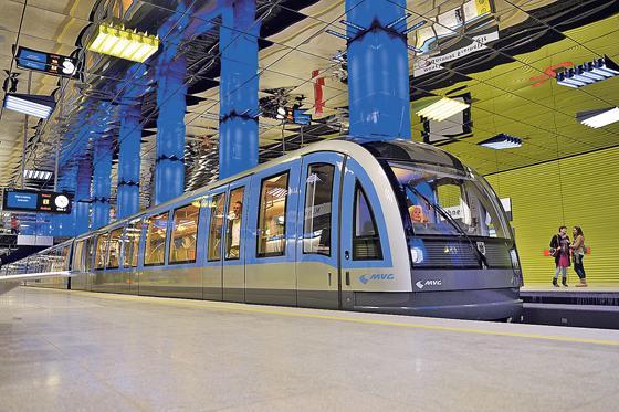 Nach Warnstreiks: Nahverkehr in München rollt wieder an