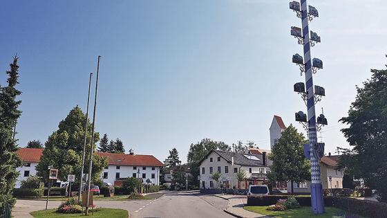 Parsdorf Feiert Den 200 Jahrestag Der Gemeindeerhebung