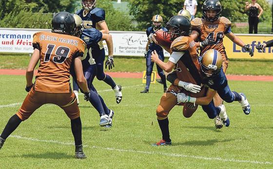 American Football Erding Bulls