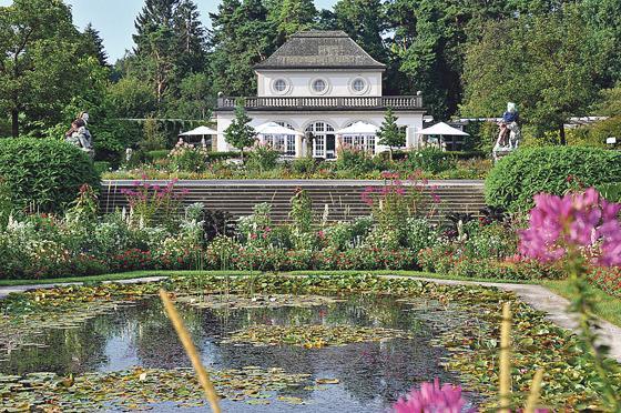 Nymphenburg Hinter Die Kulissen Des Botanischen Gartens Schauen