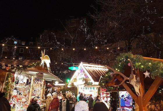 Haidhausen Weihnachtsmarkt.Adventszauber In Haidhausen Am 26 November Eroffnet Der