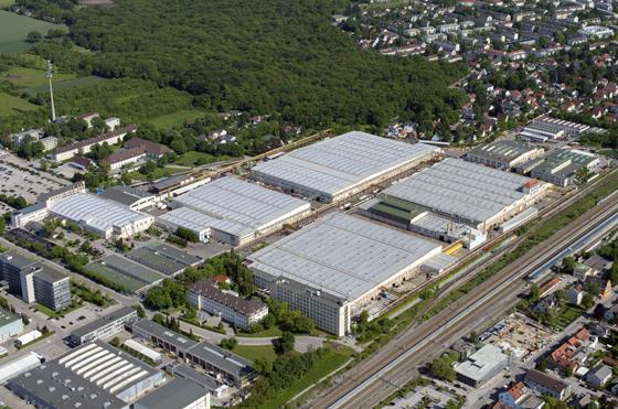 Kraussmaffei Plant Umzug Von Allach Nach Parsdorf Dicker