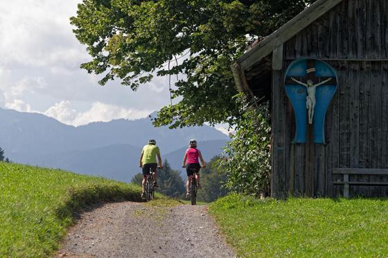 Unterwegs auf dem Ammer-Amper-Radweg - 202 km vom