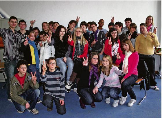 Haidhausen Wer Hat Einen Job Für Uns Haidhausener Realschüler