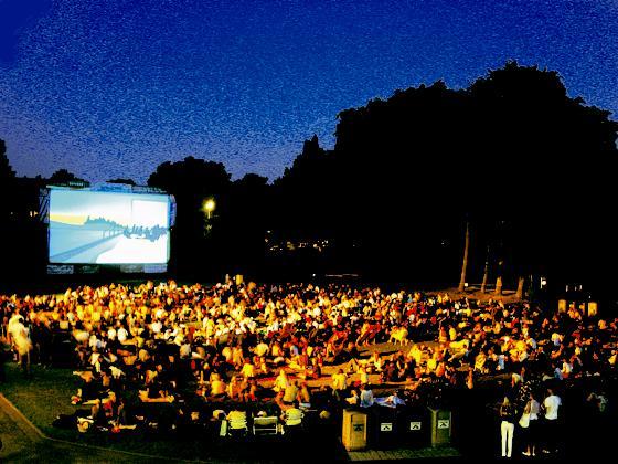 Kino Sommer Nächte Die Organisatoren Sind Optimistisch Dass
