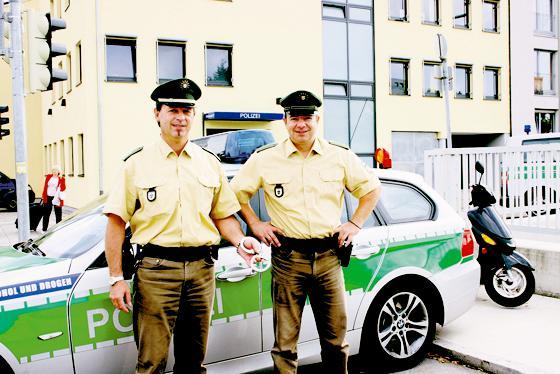 Polizei Giesing München