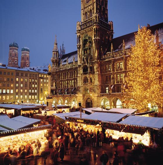 Wohndesign Deutschland Die Klassiker: Weihnachtsmärkte In Und Um München