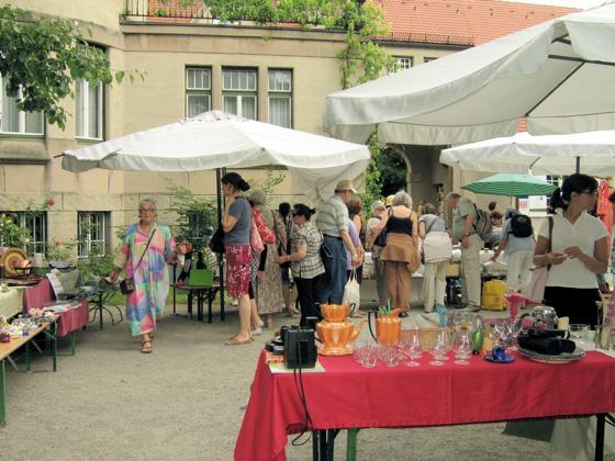 Hofflohmarkt Termine 2019 In Munchen Entdeckungsreisen In